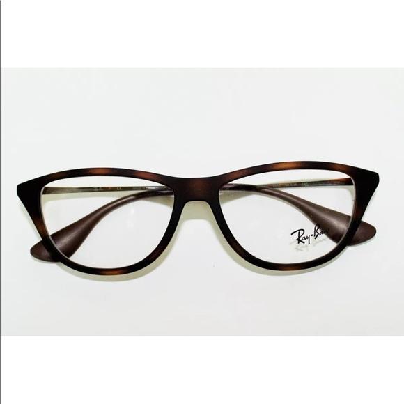 1ba8a310a3a Ray Ban Cat Eye Glasses frames RX NO PRESCRIPTION
